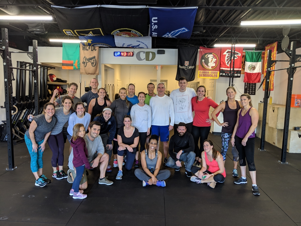 CrossFit Dunwoody on the What's Up Dunwoody Podcast