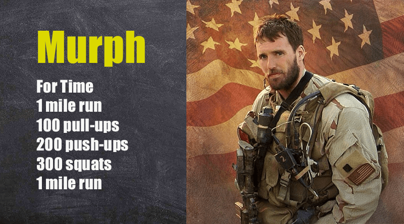 Mental Toughness: Completing Murph during COVID Crisis